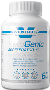 KetoGenic Accelerator Diet - gel - instrukcije - test